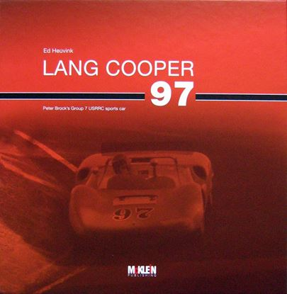 Picture of LANG COOPER 97 - PETER BROCKS GROUP 7 USRRC SPORTS CAR
