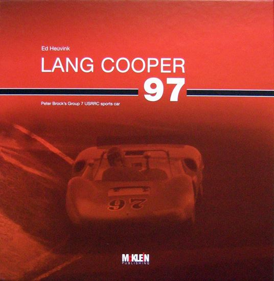 Immagine di LANG COOPER 97 - PETER BROCKS GROUP 7 USRRC SPORTS CAR