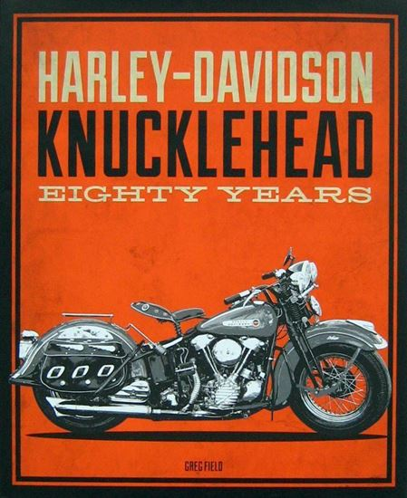 Immagine di HARLEY-DAVIDSON KNUCKLEHEAD EIGHTY YEARS