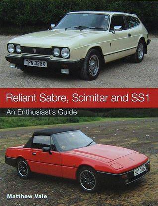 Immagine di RELIANT SABRE, SCIMITAR AND SS1:  AN ENTHUSIAST'S GUIDE