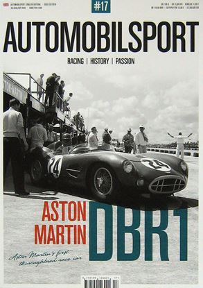 Picture of AUTOMOBILSPORT N.17 ASTON MARTIN DBR1