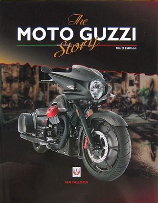 Picture of THE MOTO GUZZI STORY 3rd EDITION