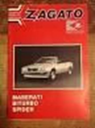 Picture of ZAGATO MASERATI BITURBO SPIDER