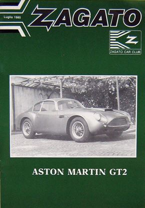 Picture of ZAGATO ASTON MARTIN GT2