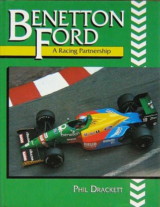 Picture of BENETTON FORD A RACING PARTNERSHIP