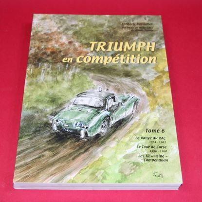 Picture of LES TRIUMPH EN COMPETITION TOME 6