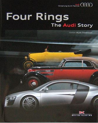 Picture of FOUR RINGS THE AUDI STORY
