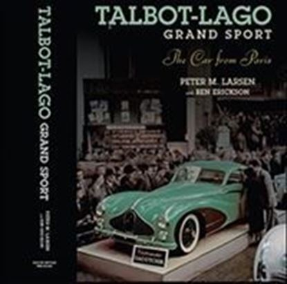 Immagine di TALBOT LAGO GRAND SPORT THE CAR FROM PARIS