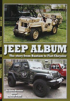 Immagine di JEEP ALBUM: The story from Bantam to Fiat-Chrysler