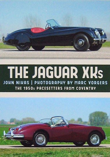 Picture of JAGUAR XKs: The 1950s Pacesetters from Coventry