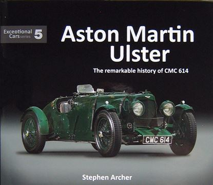 Immagine di ASTON MARTIN ULSTER: the remarkable history of CMC 614