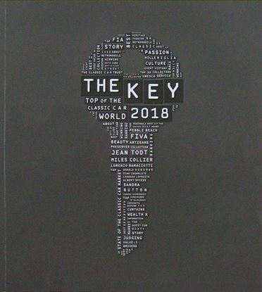 Picture of THE KEY 2018 TOP OF THE CLASSIC CAR WORLD