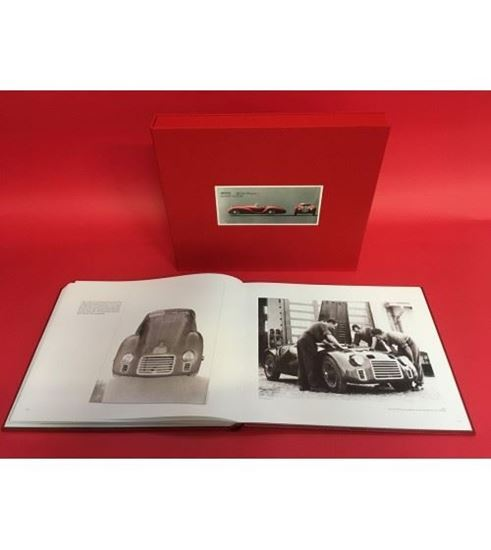 Picture of FERRARI LA NASCITA THE BIRTH (Red edition)