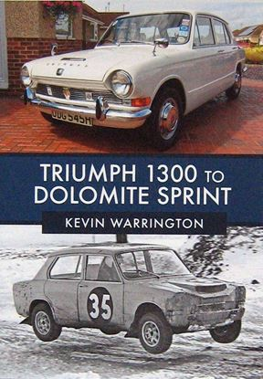 Immagine di TRIUMPH 1300 TO DOLOMITE SPRINT