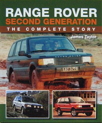 Immagine di RANGE ROVER SECOND GENERATION THE COMPLETE STORY