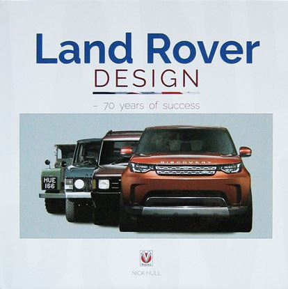 Picture of LAND ROVER DESIGN 70 YEARS OF SUCCESS
