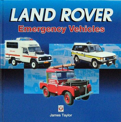 Picture of LAND ROVER EMERGENCY VEHICLES