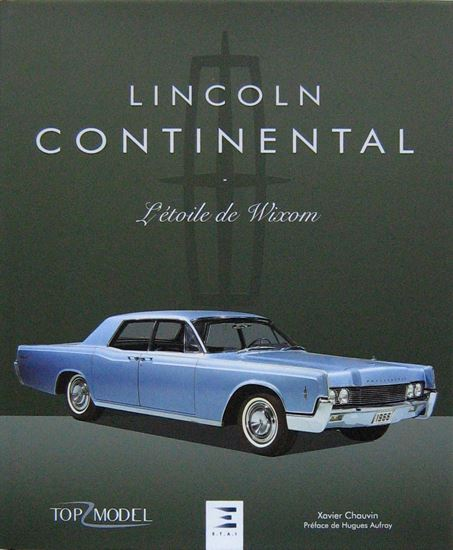 Picture of LINCOLN CONTINENTAL: L'ETOILE DE WIXON