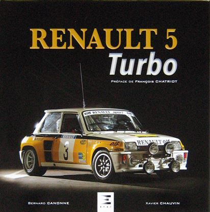 Picture of RENAULT 5 TURBO