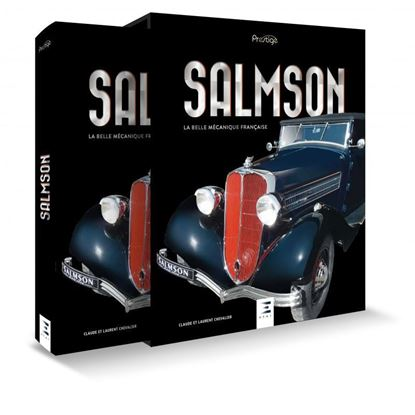 Picture of SALMSON: LA BELLE MECANIQUE FRANCAISE