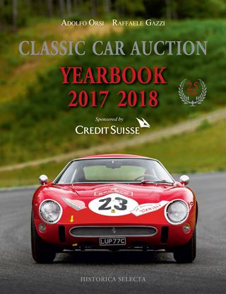 Picture of CLASSIC CAR AUCTION 2017-2018 YEARBOOK