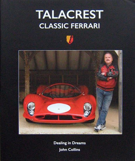 Immagine di TALACREST CLASSIC FERRARI dealing in dreams