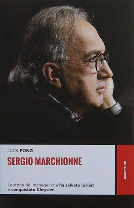 Picture of SERGIO MARCHIONNE