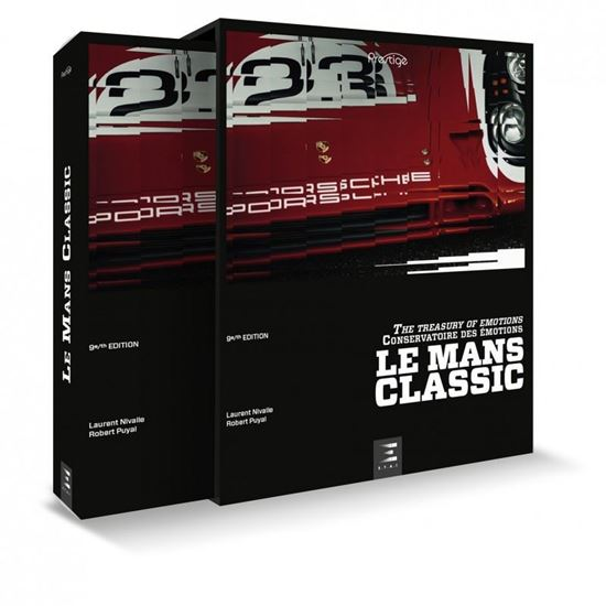 Immagine di LE MANS CLASSIC 2018 The treasury of emotions/conservatoire des emotions