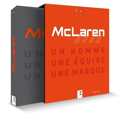 Immagine di MCLAREN UN HOMME UNE EQUIPE UNE MARQUE