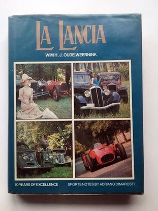 Picture of LA LANCIA by Wim Oude Weernink. 1st edition 1979