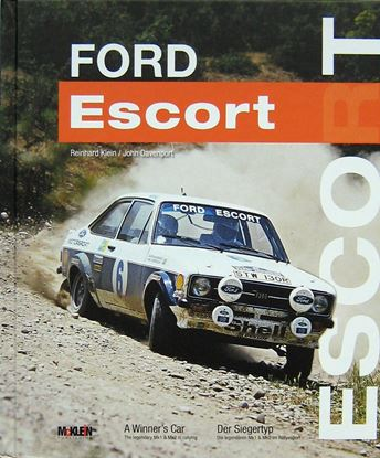 Immagine di FORD ESCORT A WINNER'S CAR THE LEGENDARY MK1 & MK2 IN RALLYING
