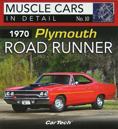 Picture of 1970 PLYMOUTH ROAD RUNNER: MUSCLE CARS IN DETAIL N.10