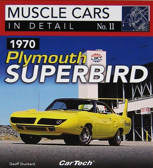 Picture of 1970 PLYMOUTH SUPERBIRD MUSCLE CARS IN DETAIL N. 11