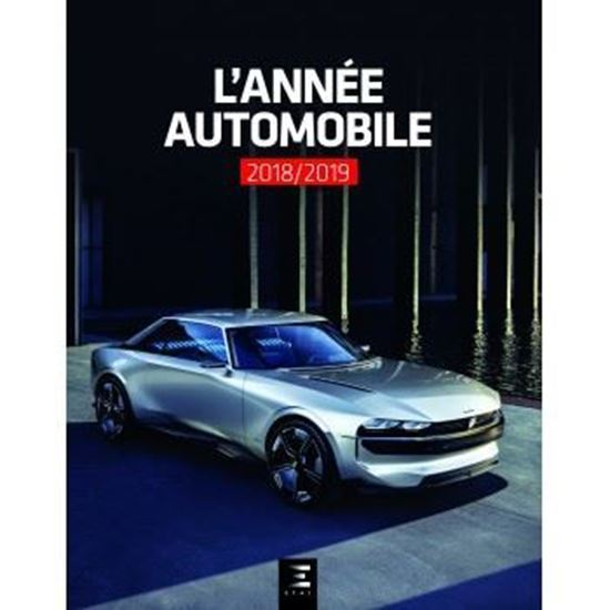 Picture of  ANNEE AUTOMOBILE N.66 2018-2019
