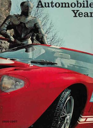 Immagine di AUTOMOBILE YEAR N. 14 1966/1967