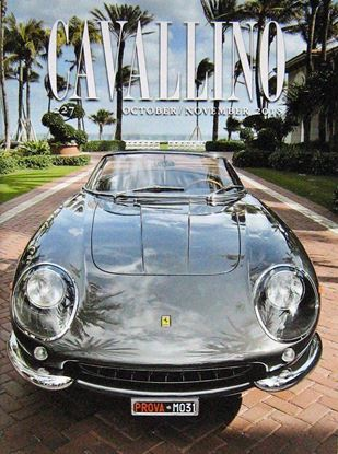 Picture of CAVALLINO THE JOURNAL OF FERRARI HISTORY N° 227 OCTOBER/NOVEMBER 2018