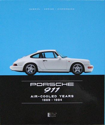 Immagine di PORSCHE 911: AIR-COOLED YEARS 1989–1994 LIMITED EDITION
