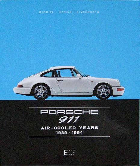 Picture of PORSCHE 911: AIR-COOLED YEARS 1989–1994 LIMITED EDITION