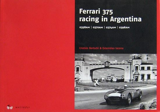 Immagine di FERRARI 375 RACING IN ARGENTINA
