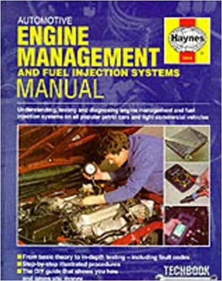 Picture of AUTOMOTIVE ENGINE MANAGEMENT AND FUEL INJECTION SYSTEMS MANUAL N.3344