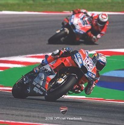 Picture of DUCATI 2018 OFFICIAL YEARBOOK