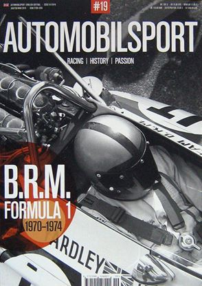 Picture of AUTOMOBILSPORT N.19: Special  B.R.M. Formula 1 1970-1974
