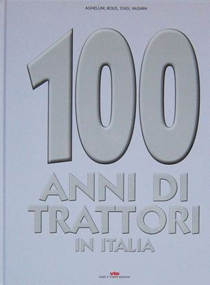 Picture of 100 ANNI DI TRATTORI IN ITALIA