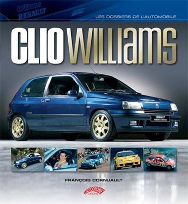 "Picture of CLIO WILLIAMS ""Les dossiers de l'automobile"""