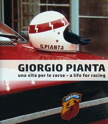 Picture of GIORGIO PIANTA UNA VITA PER LE CORSE / A LIFE FOR RACING
