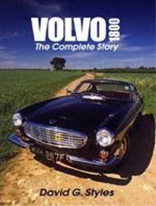 Immagine di VOLVO 1800 THE COMPLETE STORY