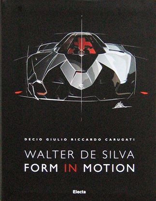 Picture of WALTER DE SILVA: FORM IN MOTION