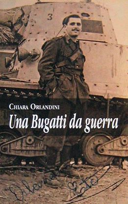 Picture of UNA BUGATTI DA GUERRA