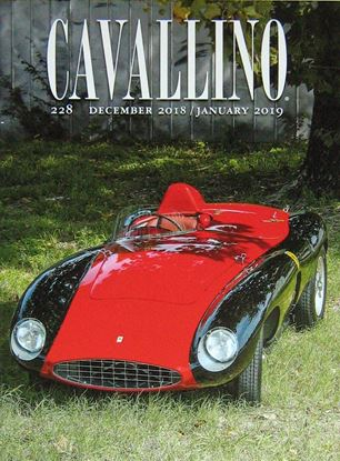 Immagine di CAVALLINO THE JOURNAL OF FERRARI HISTORY N° 228 DECEMBER 2108/JANUARY 2019