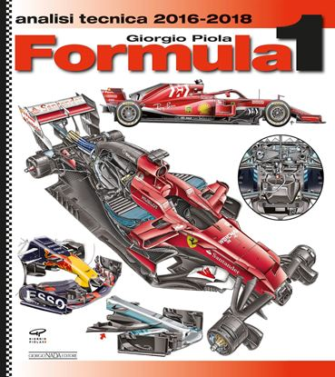Picture of FORMULA 1 2016-2018 Technical Analysis